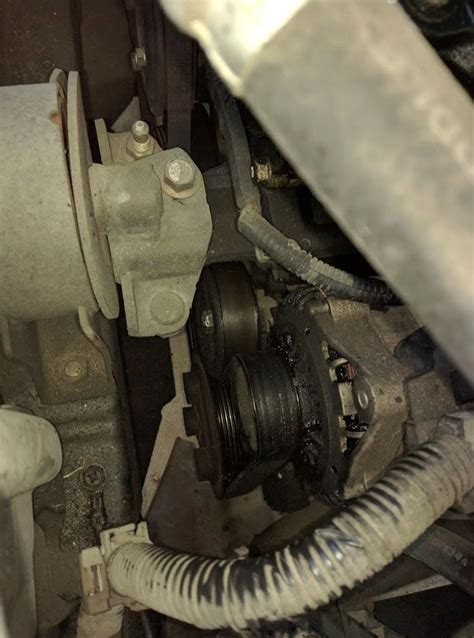 nissan sentra 2001 alternator how to replace alternator out 2001 nissan sentra