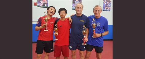 Maryland Table Tennis Center by 5000 Maryland State Table Tennis Chionships