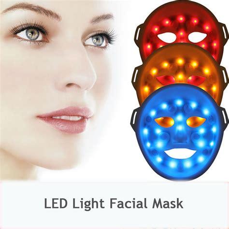Led Light Face Mask Photon Led Skin Rejuvenation Skin Whitening And Acne Skin