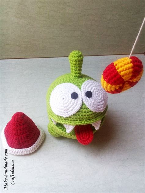 crochet crafts crochet monter ideas craft ideas