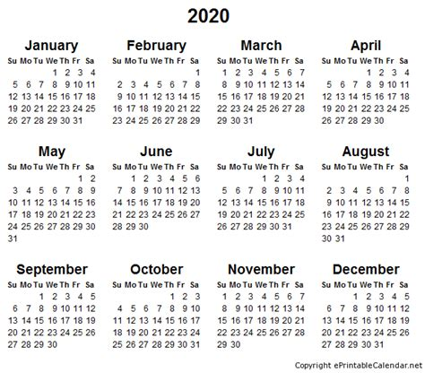 printable  calendar printable month calendar