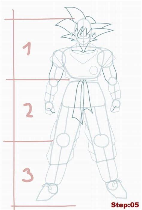 Z Drawing by 25 Best Ideas About How To Draw Goku On Goku