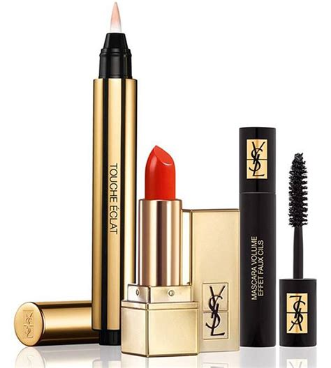 christmas eyeliner sets ysl 2016 makeup sets trends and makeup collections chic profile