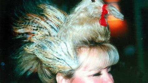 imagenes de gallinas llorando los mejores peinados del mundo taringa