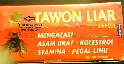 Twl Tawon Liar Obat Asam Urat herbal surabaya caroldoey