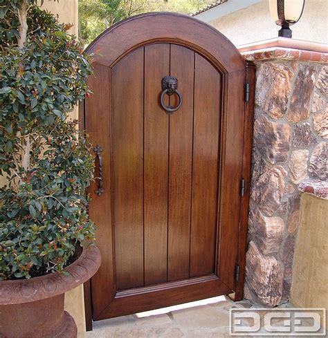 Custom Door And Gate by Architectural Gates 20 Custom Designer Pedestrian Gate