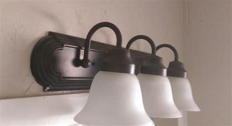 Bathroom Vanity Light Repair Fix Bathroom Vanity Light Fixture Homediygeek