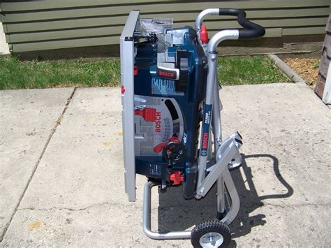 bosch worksite table saw review is there any other