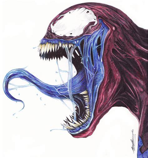 Drawing Venom by Venom Drawing