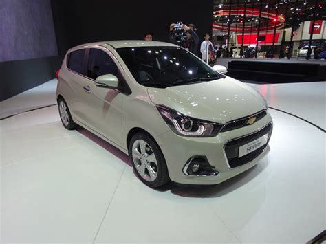 Best Turbocharged Cars 2015 by 2015 Chevrolet Spark Turbocharged Hatch A Chance