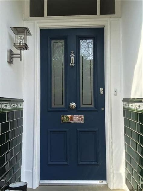 blue front doors an inspirational image from farrow and ball stiffkey