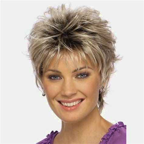short shag hairstyles hairjos com