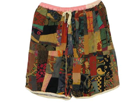 Mens Patchwork Shorts - mens patchwork shorts 28 images fdmtl patchwork cotton