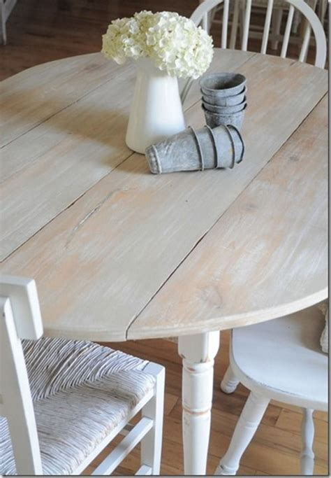 White Washed Kitchen Table 90 Best Images About Decor White Washed Wood On Furniture Steering Wheels And