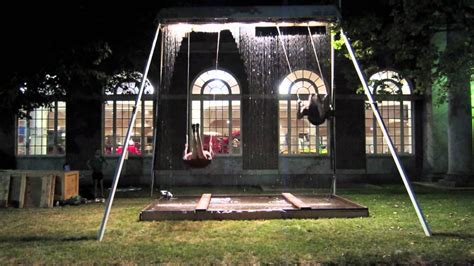 waterfall swing set you have to see this waterfall swing set to understand how