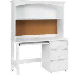 white desk and hutch desk and hutch in cloud white l shaped desk