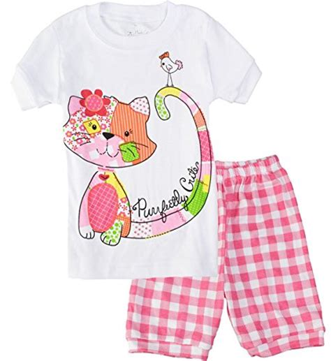 Cat Pajamas Import Menjamin Kualitas cats pajamas sleepwear clothes set cotton 2