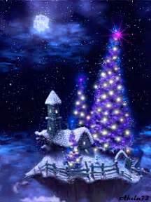 christmas animations christmas planet