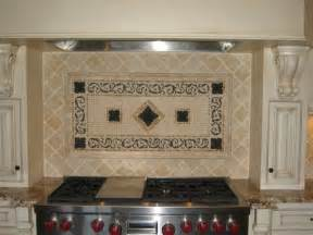 Tile Mural Kitchen Backsplash - handcrafted mosaic mural for kitchen backsplash