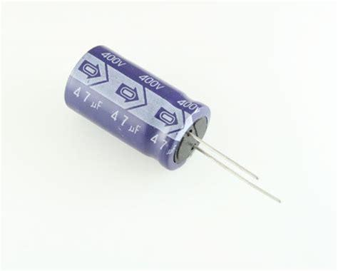 samwha aluminum electrolytic capacitor er476m400v22x4185 samwha capacitor 47uf 400v aluminum electrolytic radial 2020024868