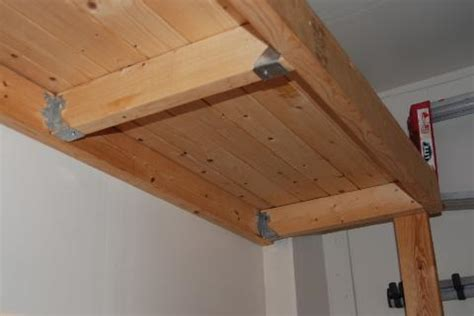 Build Me A Garage by How To Build Garage And Basement Shelves Handy Owner