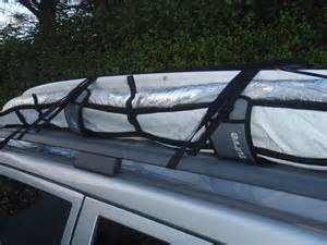 review of the curve lock soft roof rack system