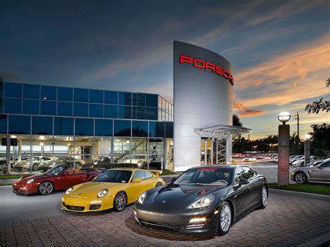 porsche dealer fort lauderdale chion automotive inc autos post
