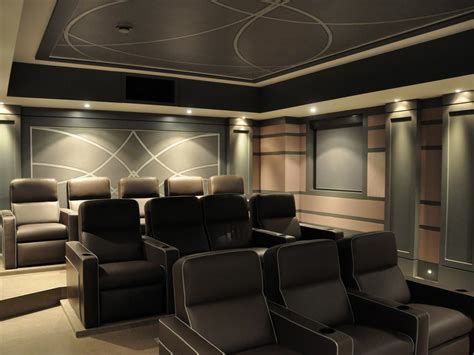 Home Theater High End high end home theaters pictures options tips ideas hgtv