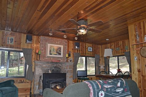 lodge style ceiling fans log cabin decorating dining room eclectic with lodge fan