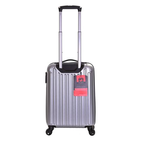 cabin cases 55x40x20 cardin ryanair shell cabin flight trolley