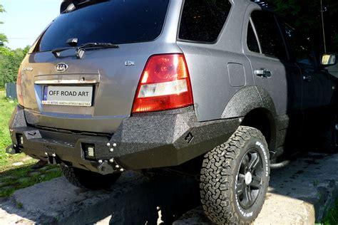 Kia Road Metalpasja Innowacyjne Doposażenia Road Tylny