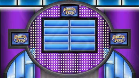Family Fued Board Blank Template Imgflip Family Fued Template