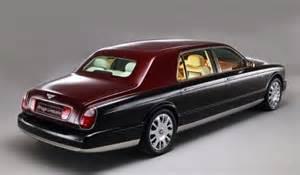 Rolls Royce Arnage Bentley History Bentley S Renaissance