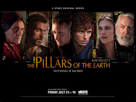 the pillars of the the pillars of the earth michael cavacini