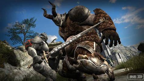 infinity blade saga cn gameplay ios android xbox one
