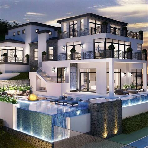 cool home design instagram comment if this insane modern mansion is perfect for you