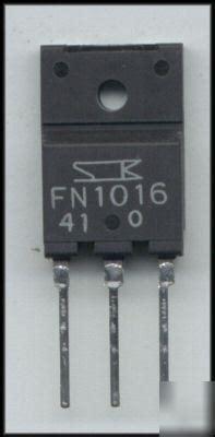 transistor fn1016 datasheet transistor sanken fn1016 28 images datasheet pdf info fp1016 pinout 160v 8a 700w 65mhz