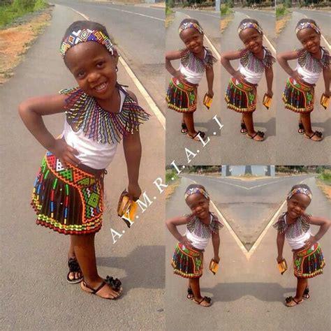 fashion beautiful in zulu style