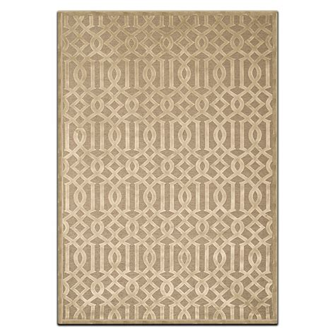 american furniture area rugs napa 5 x 8 area rug silver american signature furniture