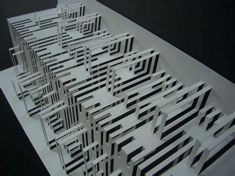 Folding Paper Architecture - gorgeous geometric designs noupe