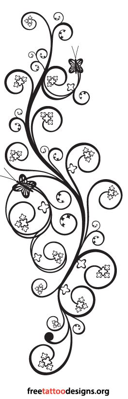 swirl designs for tattoos http www freetattoodesigns org images gallery