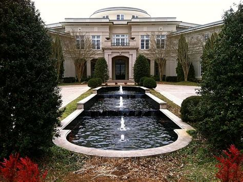 Holyfield House by Tour Evander Holyfield S Former Mansion Hgtv