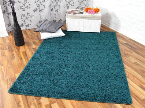 teppich petrol braun bei teppichversand24 guenstige hochflor langflor teppiche