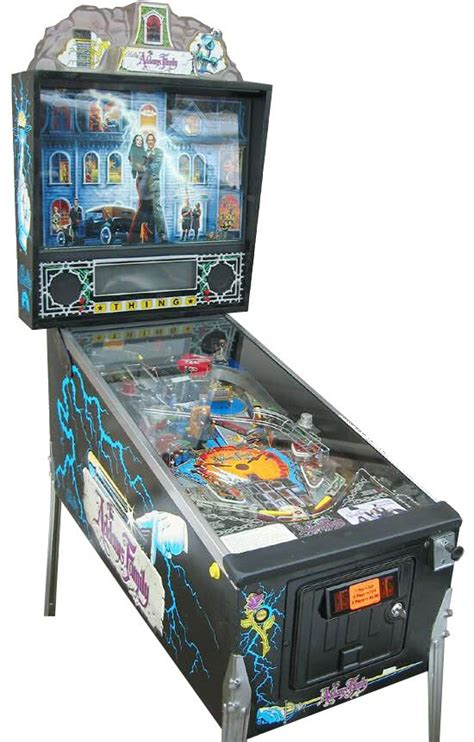 Folding Dining Room Tables The Addams Family Pinball Machine Liberty Games