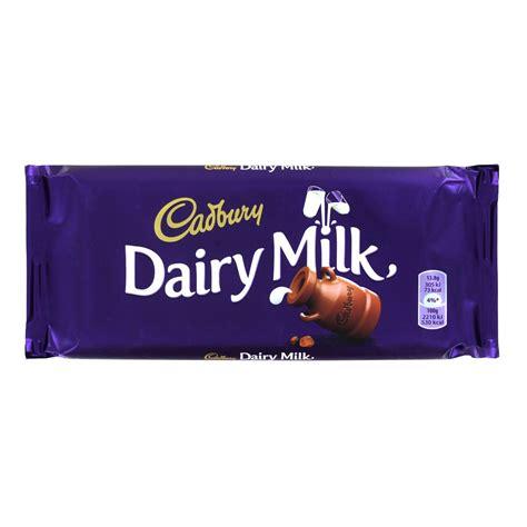 Cadbury Chocolate Drink Malaysia cadbury dairy milk chocolate 100g 3 5oz