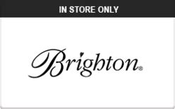 Brighton Gift Card - buy brighton in store only gift cards raise