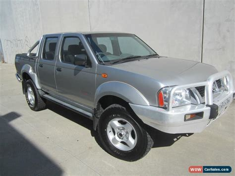 nissan navara 2003 nissan navara for sale in australia
