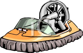airboat cartoon sw transportation airboat royalty free clipart picture