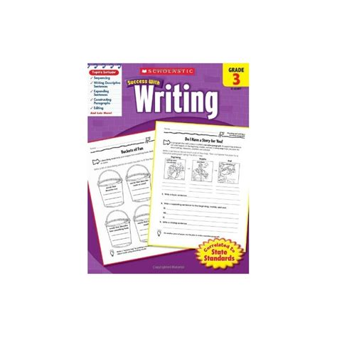 libro target grade 3 writing success with writing grade 3 english wooks