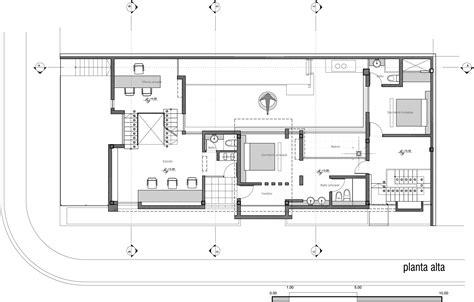 Floor Plans For Houses Galeria De I Plan House G2 Estudio 22